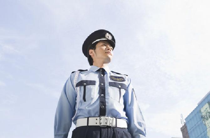 トランクルームはSECOM導入による安心セキュリティ